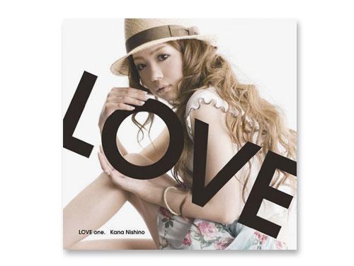 LOVE one.(通常盤) / 西野カナ(中古品…