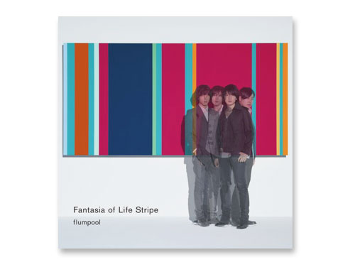 Fantasia of Life Stripe (通常盤) / flumpool(中古品)*