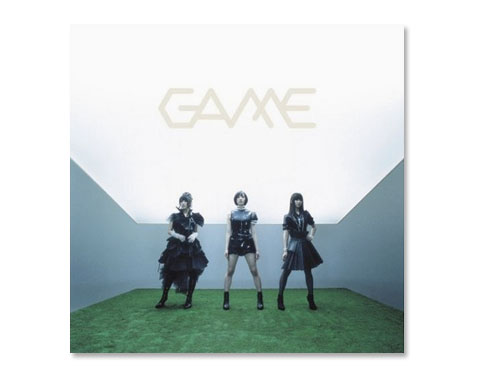GAME(通常盤) / Perfume(中古品)*
