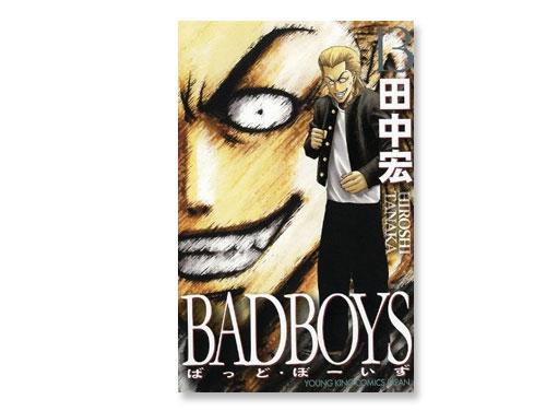 BADBOYS 単行本 13巻(田中 宏 ヤングキ…