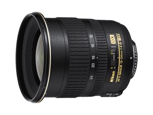 Nikon AF-S DX Zoom-Nikkor 12-24mm f/4G IF-ED  ニコンD…