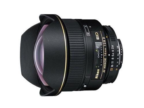 Nikon Ai AF Nikkor 14mm f/2.8D ED*