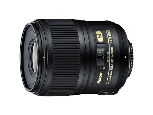 Nikon AF-S Micro NIKKOR 60mm f/2.8G ED*