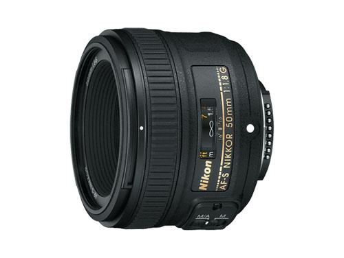 Nikon AF-S NIKKOR 50mm f/1.8G*