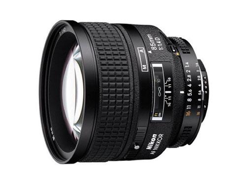 Nikon Ai AF Nikkor 85mm f/1.4D IF*