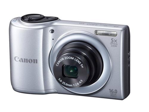 Canon PowerShot A810*