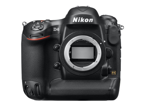 Nikon D4ボディ*