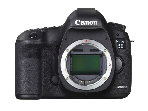 Canon EOS 5D Mark III ボディ*