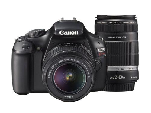Canon EOS Kiss X50 ダブルズーム…