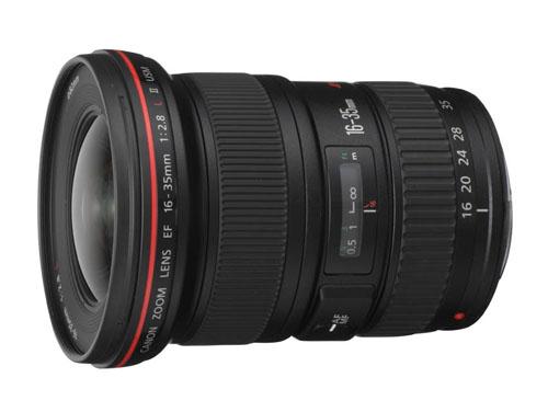 Canon EF16-35mm F2.8L II …