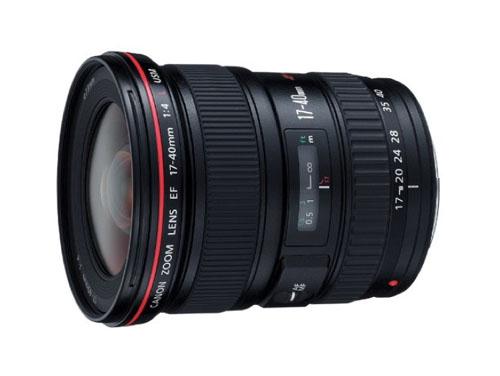 Canon EF17-40mm F4L USM*