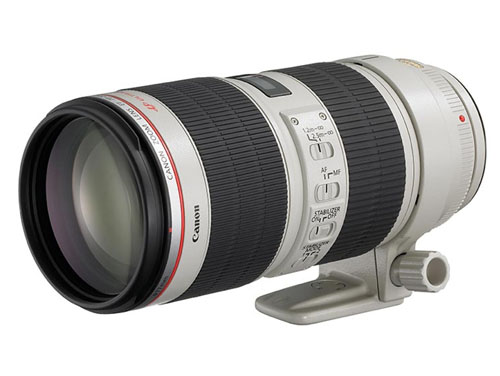 Canon EF70-200mm F2.8L IS…