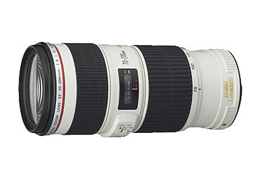 Canon EF70-200mm F4L IS U…