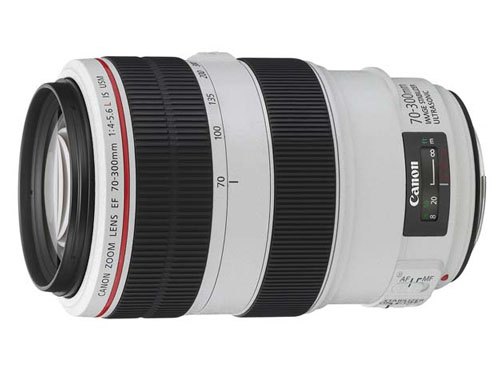 Canon EF70-300mm F4-5.6L …