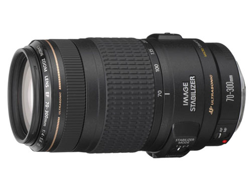 Canon EF70-300mm F4-5.6 I…