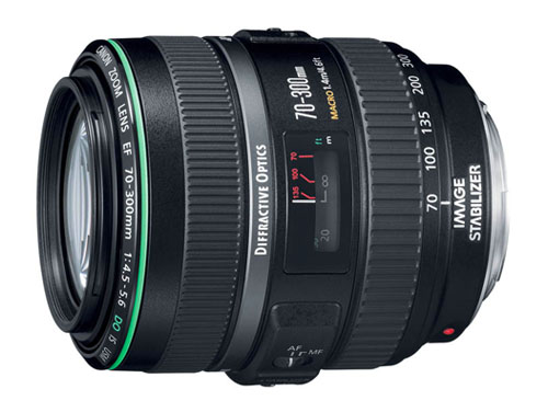 Canon EF70-300mm F4.5-5.6…