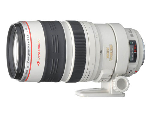 Canon EF100-400mm F4.5-5.6L IS USM*