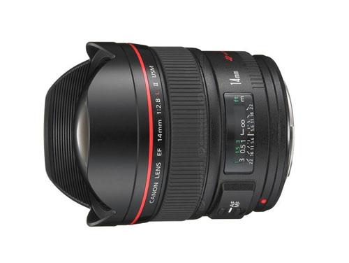 Canon EF14mm F2.8L II USM…
