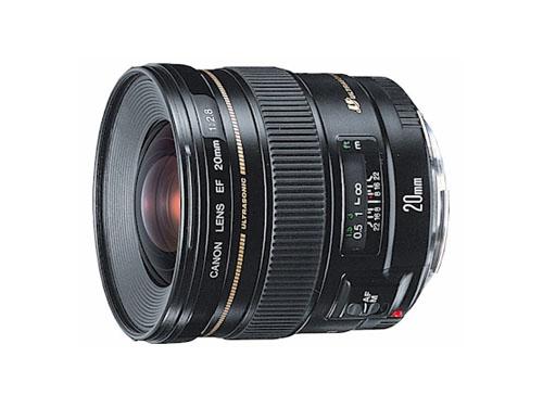 Canon EF20mm F2.8 USM*