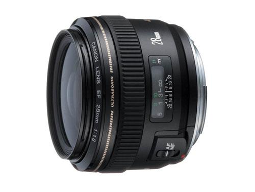 Canon EF28mm F1.8 USM*