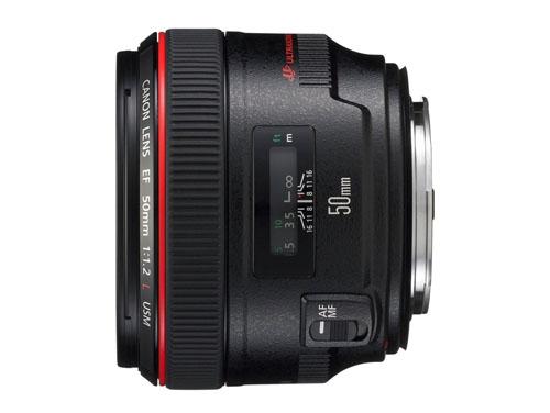 Canon EF50mm F1.2L USM*