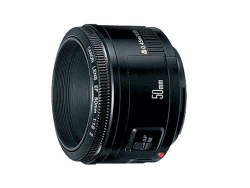 Canon EF50mm F1.8 II*
