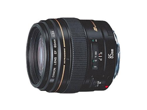 Canon EF85mm F1.8 USM*