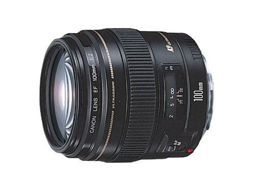 Canon EF100mm F2 USM*