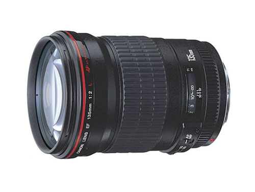 Canon EF135mm F2L USM*