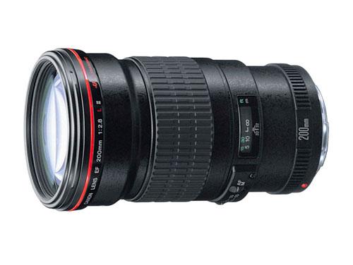 Canon EF200mm F2.8L II USM*