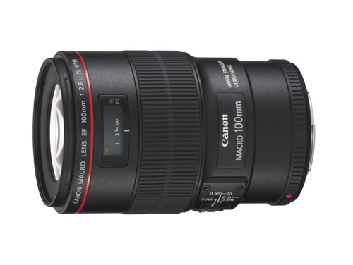 Canon EF100mm F2.8Lマクロ IS…