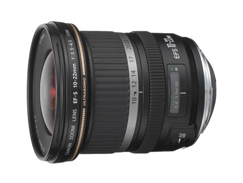 Canon EF-S10-22mm F3.5-4.…