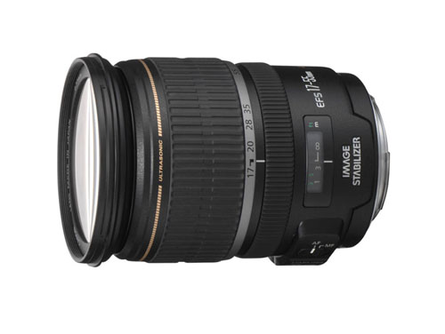 Canon EF-S17-55mm F2.8 IS…
