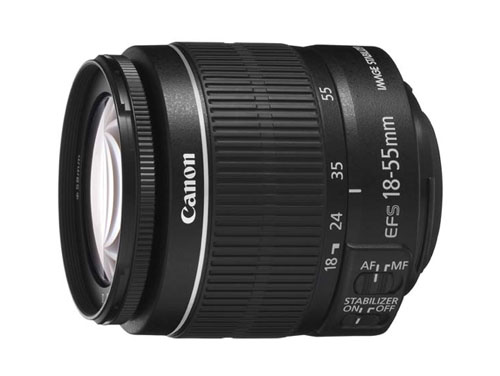 Canon EF-S18-55mm F3.5-5.…