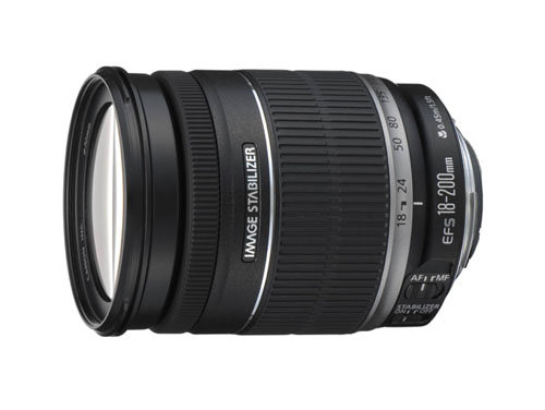 Canon EF-S18-200mm F3.5-5…