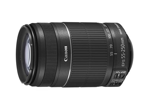 Canon EF-S55-250mm F4-5.6…