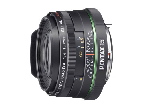 PENTAX DA15mmF4ED AL Limited*