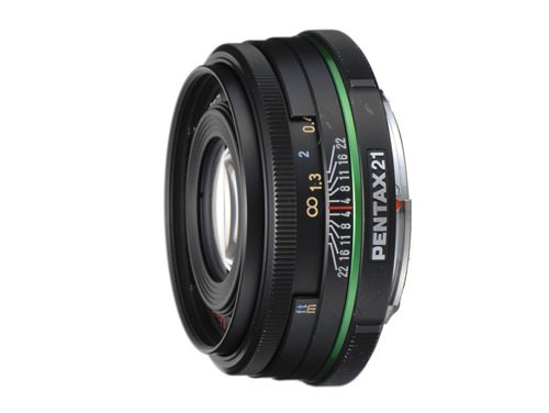 PENTAX DA21mmF3.2AL Limited*