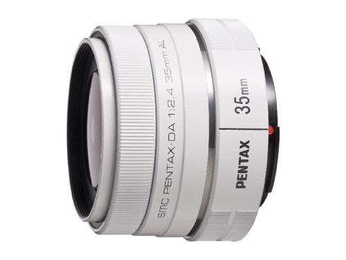 PENTAX DA35mmF2.4AL ホワイト*