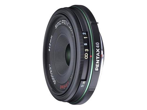 PENTAX DA40mmF2.8 Limited*