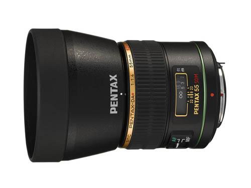 PENTAX DA★55mmF1.4 SDM*
