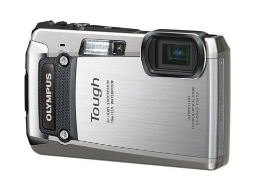 OLYMPUS TG-820 シルバー*