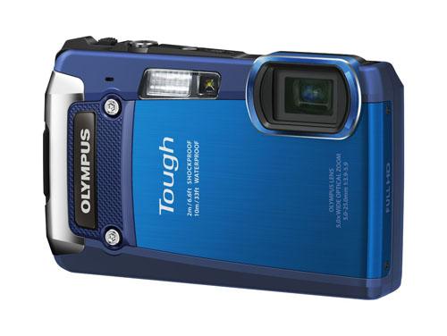 OLYMPUS TG-820 ブルー*