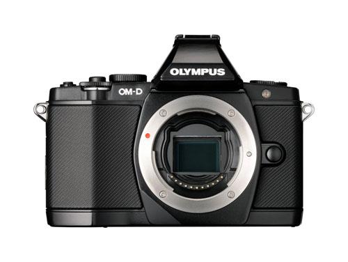 OLYMPUS OM-D E-M5 ボディ ブラック*