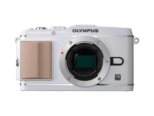 OLYMPUS PEN E-P3 ボディ ホワイト*