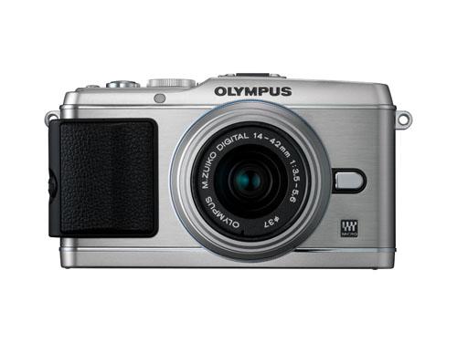 OLYMPUS PEN E-P3 レンズキット シ…