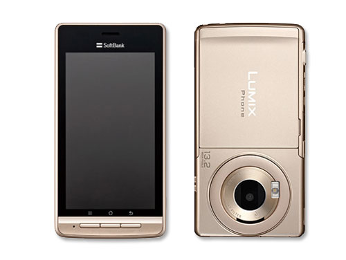 SoftBank「LUMIX Phone」101P…