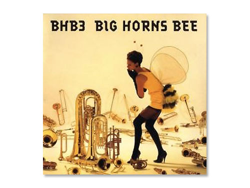 BHB3/BIG HORNS BEE