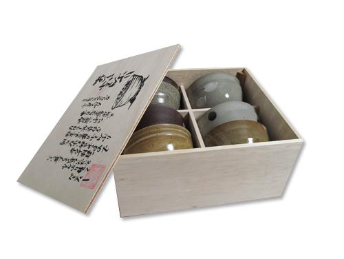 夢紀行「おいしい小どんぶり」6個セット 木箱付き
