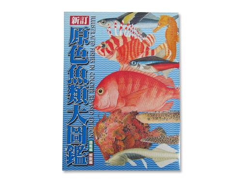 原色魚類大圖鑑(大型本)/阿部宗明